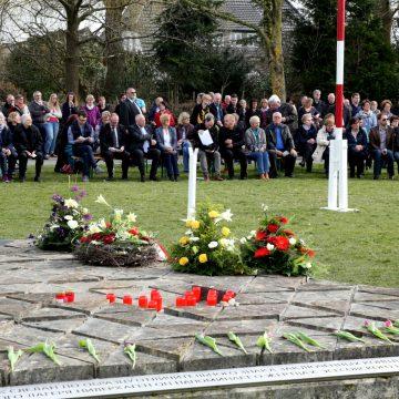 Gedenkfeier 2. April